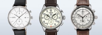 Chronograph - quartz movement