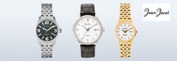 JEAN JACOT watches