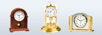 Exclusive Mantel Clocks