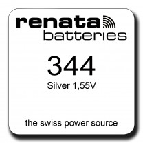 Watch batteries 1.5V