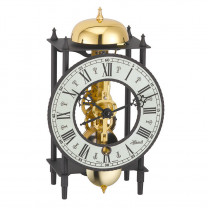 HERMLE Skeleton Mantel and Wall Clock Fribourg