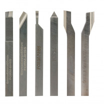 Set of Turning Tools