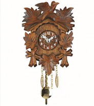 Black Forest Pendulum Clock Neuried with 1-day-movement