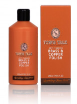 Mr Town Talk polishing agent for brass and copper