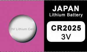Japan 2025 lithium button cell