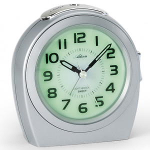 Atlanta Quartz Alarm Clock