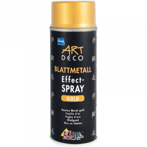 ART DECO Metal Leaf Effect Spray
