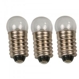 LED Light Bulb warm white