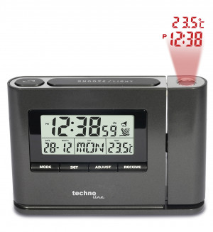 TECHNOLINE Projection Alarm Clock