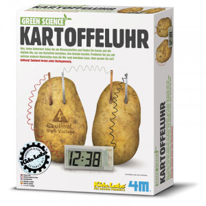 'Potato Clock' Kit