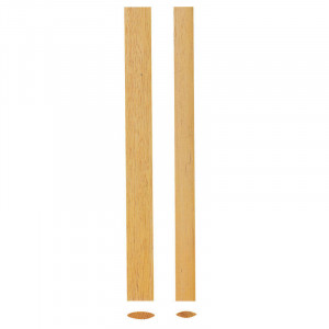 Wooden Pendulum Rods