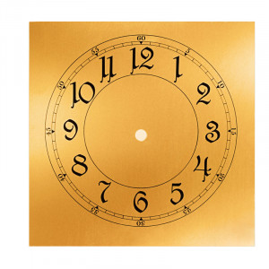 Dial arabic numerals 200 x 200 mm
