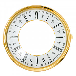 Dial with Bezel Ø 130 mm