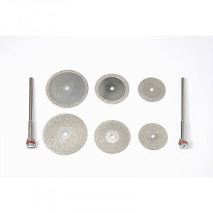 Diamond grinding wheel/ cutting wheel set
