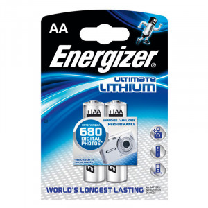 Energizer Ultimate Lithium Cells