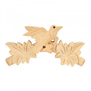 Carved Top for cuckoo clocks