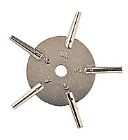 5-In-1 Winding Keys