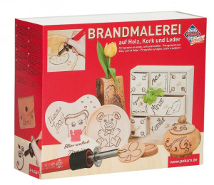 Craft kit Pyrography