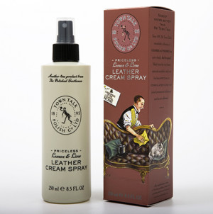 TOWN TALK Lemon & Lime Leather Cream Spray 250ml