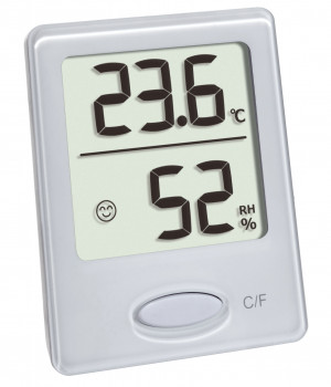 Digital Thermomter/Hygrometer