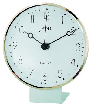 ZEIT.punkt radio controlled table clock