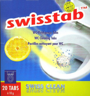Swisstab WC Cleaning Tabs