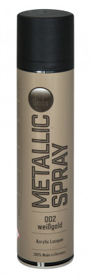 Color Spray Aero-Design, White Gold 400ml