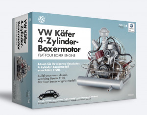 Construction Kit VW Beetle 4 cylinder, boxer engine