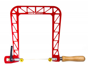 Preicision Saw Frame 5 inch with screw tension, 200mm
