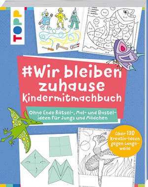 Book: We stay at home (German Edition)