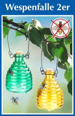 Wasp trap, set of 2