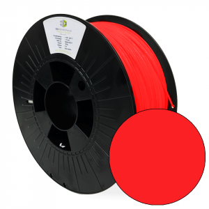 3Dmensionals PLA 3DFilaments red, Ø 1,75mm