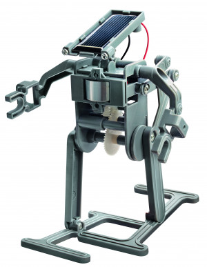 GreenScience Solar Robot