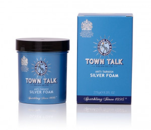 Mr Town Talk cleaning foam for silver cont. 275g