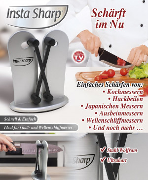 Instant Sharp Knife Sharpener