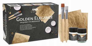Complete gold-plating set - start right away!