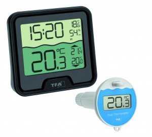 TFA Funk-Poolthermometer