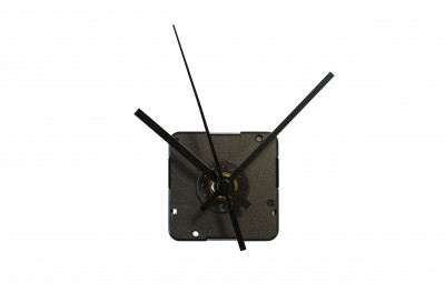 Quartz clock movement kit with sweeping second