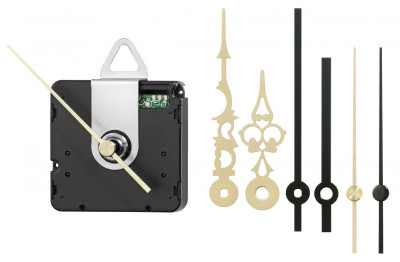 Radio controlled movement kit Hands lengths 11,8mm, incl. hands
