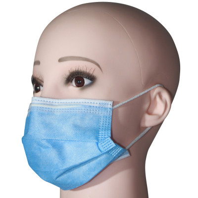 Surgical mask with proven filter performance of 99.24%