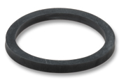 Rubber ring for glass cup, dia. 82, 91, and 95 mm Bandelin