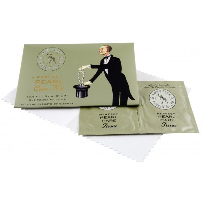 Mr Town Talk pearl cleaning kit