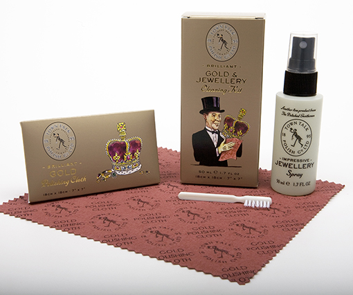 Gold & Jewellery Cleaning Kit