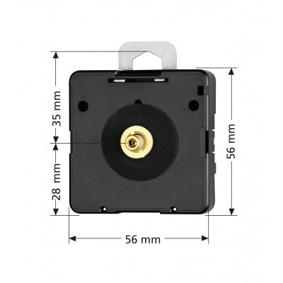 Hermle NH quartz clock mechanisms