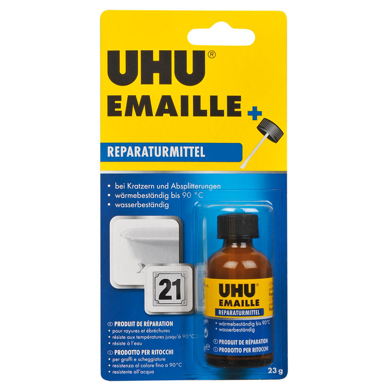 """UHU """"emaille"""""""