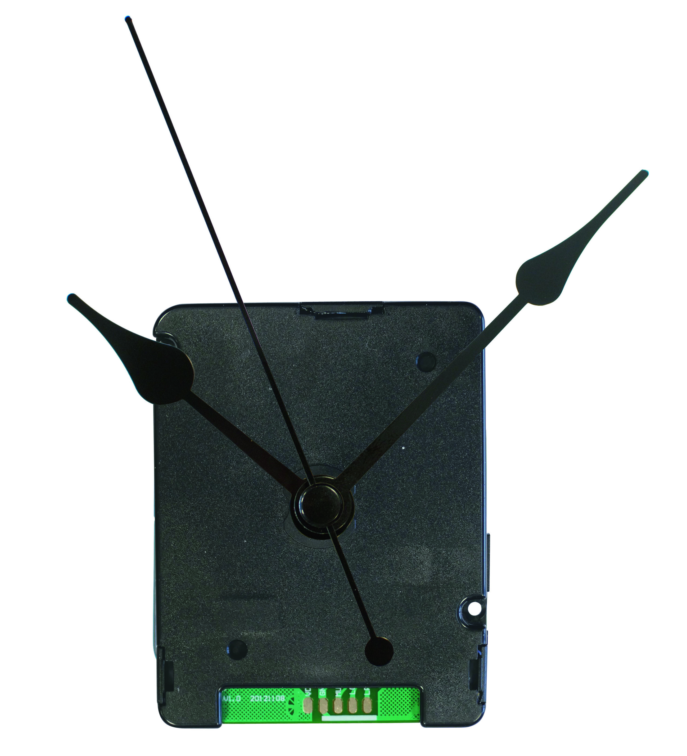 Radio controlled clock movement kits