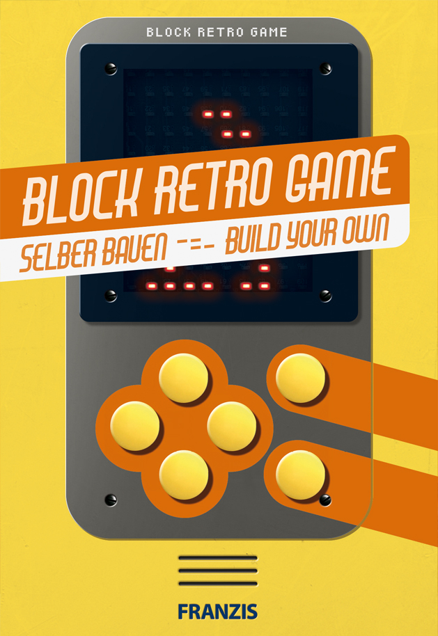Kit Block Retro Game