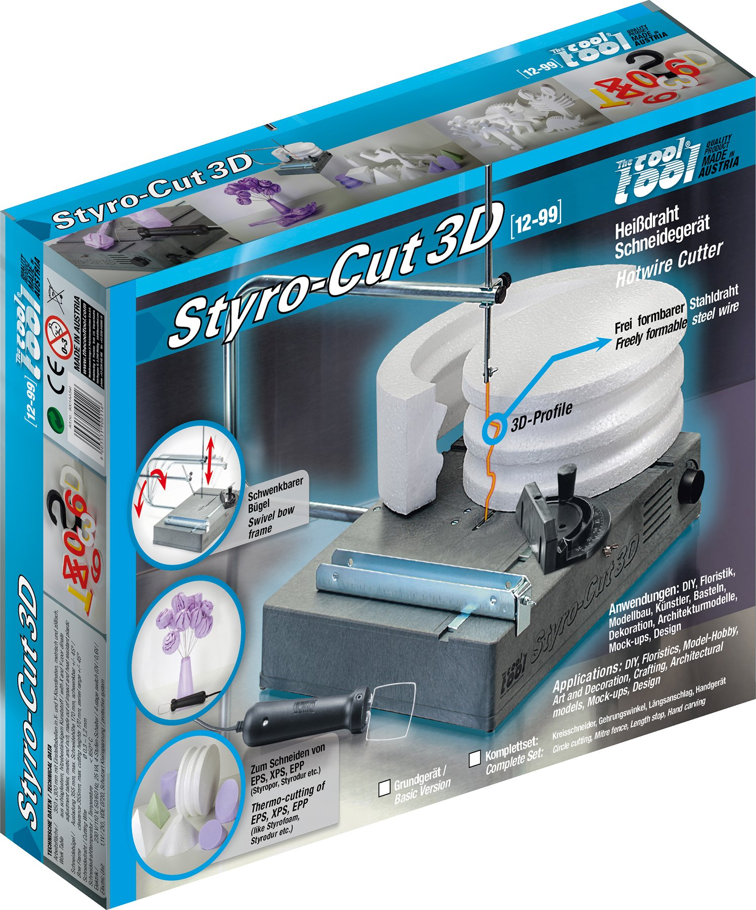 Styro Cut 3D Set