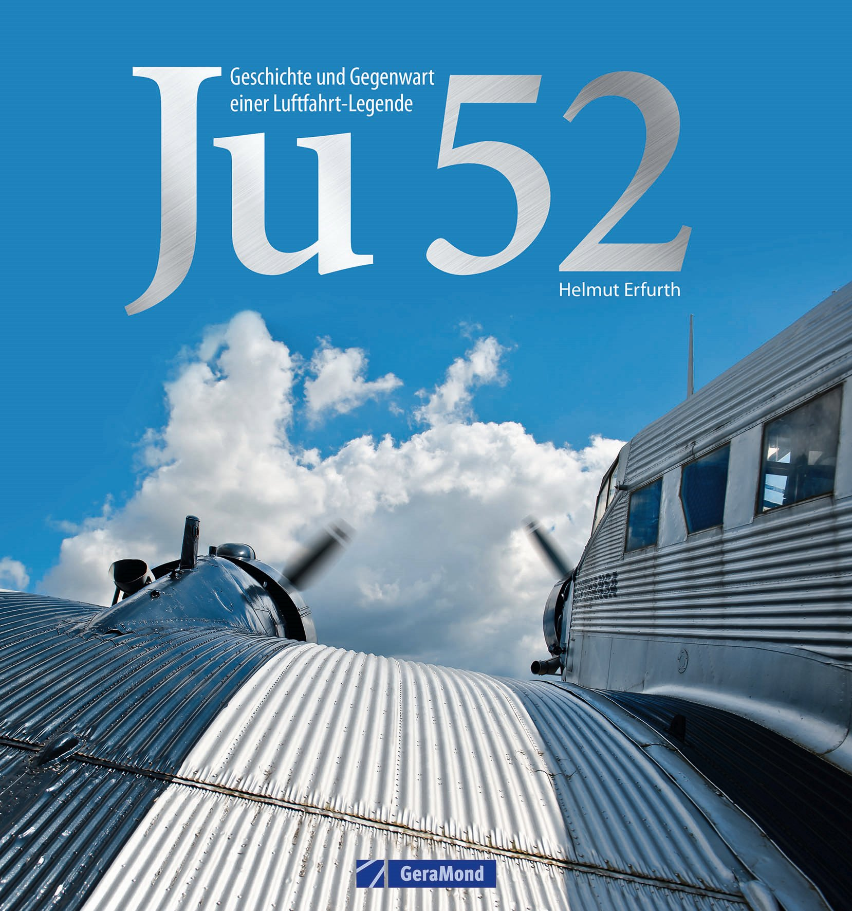 Book: Ju 52 - History and Presence of an Aviation Legend