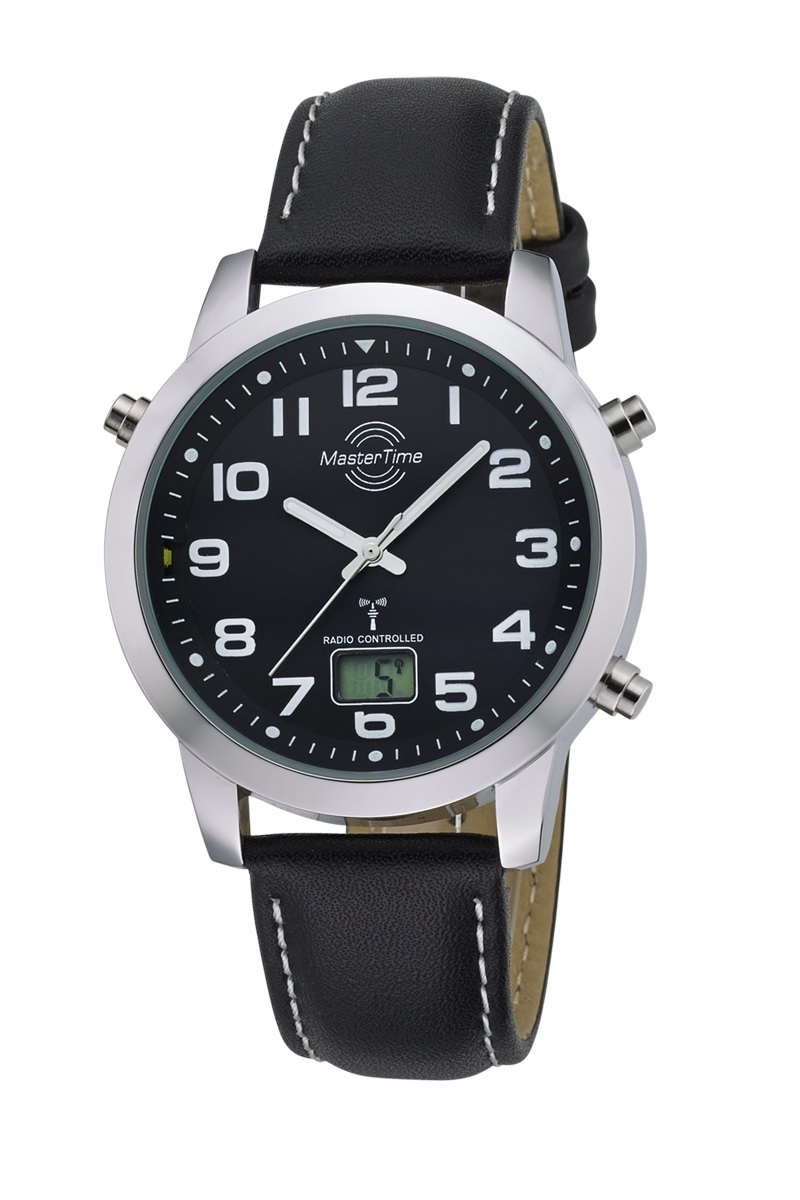 MasterTime men's watch radio congtrolled Specialist